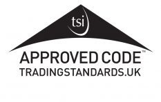 TSI Black and White Generic Logo